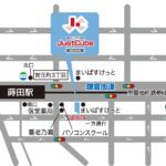 JC南区宮元町_地図